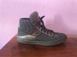 Fitflop Sneaker alta multicolore Pelle