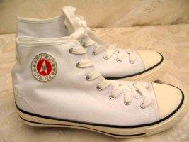 High-Top Sneaker Schnür Schuhe Größe 41 PICNIC Weiß