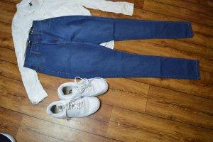 High Waist Jeans blau gr. 36 von Fashion Nova