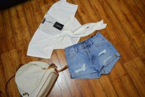 High Waist Jeans kurz Gr. 36 Fashionnova