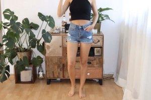 High Waist Jeans Short Gr. 36 NEU