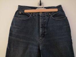 True Vintage Jeans a vita alta multicolore
