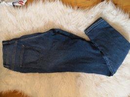 Cheap Monday Hoge taille jeans korenblauw