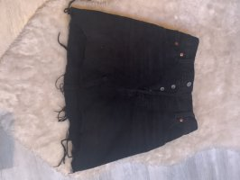 Levi's Jupe en jeans noir