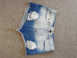 High Waist Shorts NEU bohoo