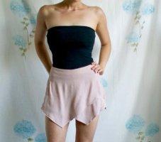 High waist Shorts Rock Wickeloptik