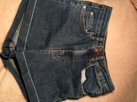 high waist shorts (stretch)