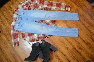 High Waist Skinny Jeans Nakd 36