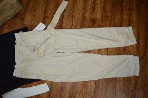 High Waist Sommerhose mit Gürtel Gr. 36 Topshop