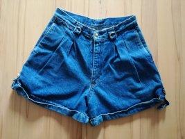 Highwaist Hotpants Jeans