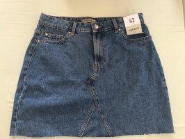 Highwaist Jeans Rock