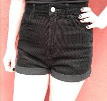 Tally Weijl High-Waist-Shorts black