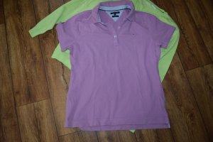 Hilfiger Baumwoll Polo Shirt Gr. 40
