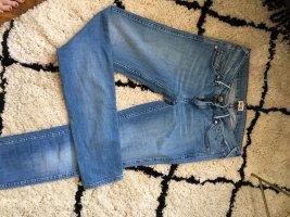 Hilfiger Denim Skinny Mid Waist Jeans