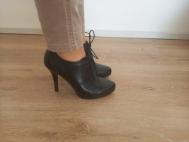 5 th Avenue High-Front Pumps black leather