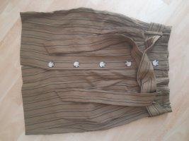 H&M Lniana spódnica Wielokolorowy Wiskoza