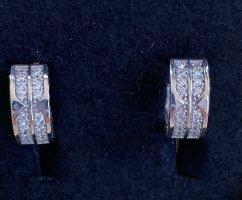 925er Silber Orecchino d'argento multicolore