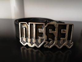 Diesel Boucle de ceinture noir