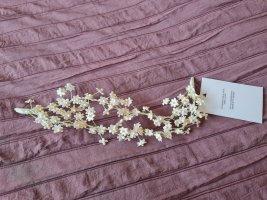 Asos Accesorio para el pelo blanco-crema