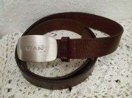 Gant Klamra brązowo-czerwony