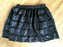 Darling Miniskirt black polyester