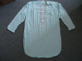 hochwertiges Nachthemd von Bleyle, Gr. 38, mint grün, Baumwolle