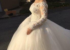 Hochzeitskleid Brautkleid Prinzessinkleid