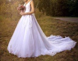 Stella York Abito da sposa bianco