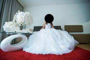 Hochzeitskleid Gr. 34-36