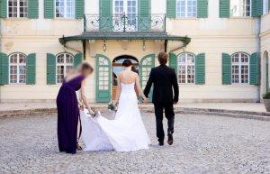 Maggie Sottero Wedding Dress white