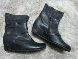 Högl Leder Keilabsatz Boots