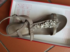 Bruno Premi High Heel Sandal grey brown
