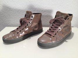 """Hogan """"Rebel"""" Sneaker mit Pailletten Gr.36,5"""