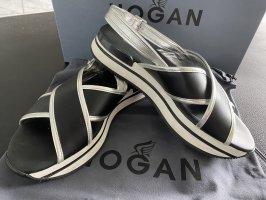 HOGAN Sandale , Größe 38