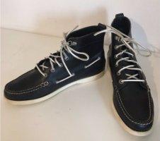 Aigle Lace-Up Sneaker dark blue-white