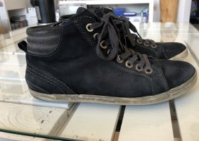Gabor High top sneaker zwart