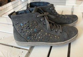 hohe Sneaker / s.Oliver / grau / Größe 41