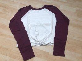 Hollister Crop-Shirt