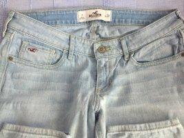 Hollister Jeansy z prostymi nogawkami jasnoniebieski-jasnoniebieski