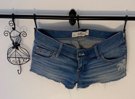 Hollister Shorts neon blue