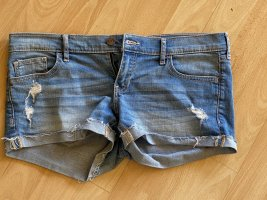 Hollister Jeans ripped Hotpants