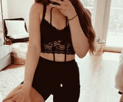 Hollister Lace Crop neu