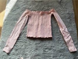 Hollister Langarmshirt mit Schulterausschnitt