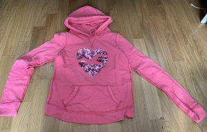 Hollister Maglione oversize rosa-rosa