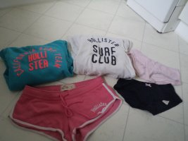Hollister Pullover xs + Shorts xs