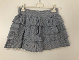Hollister Broomstick Skirt white-azure