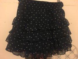 Hollister Broomstick Skirt multicolored