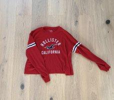 Hollister Shirt Langarm