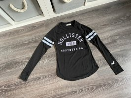 Hollister Maglione girocollo nero-bianco