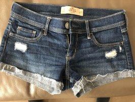 Hollister Pantaloncino di jeans blu